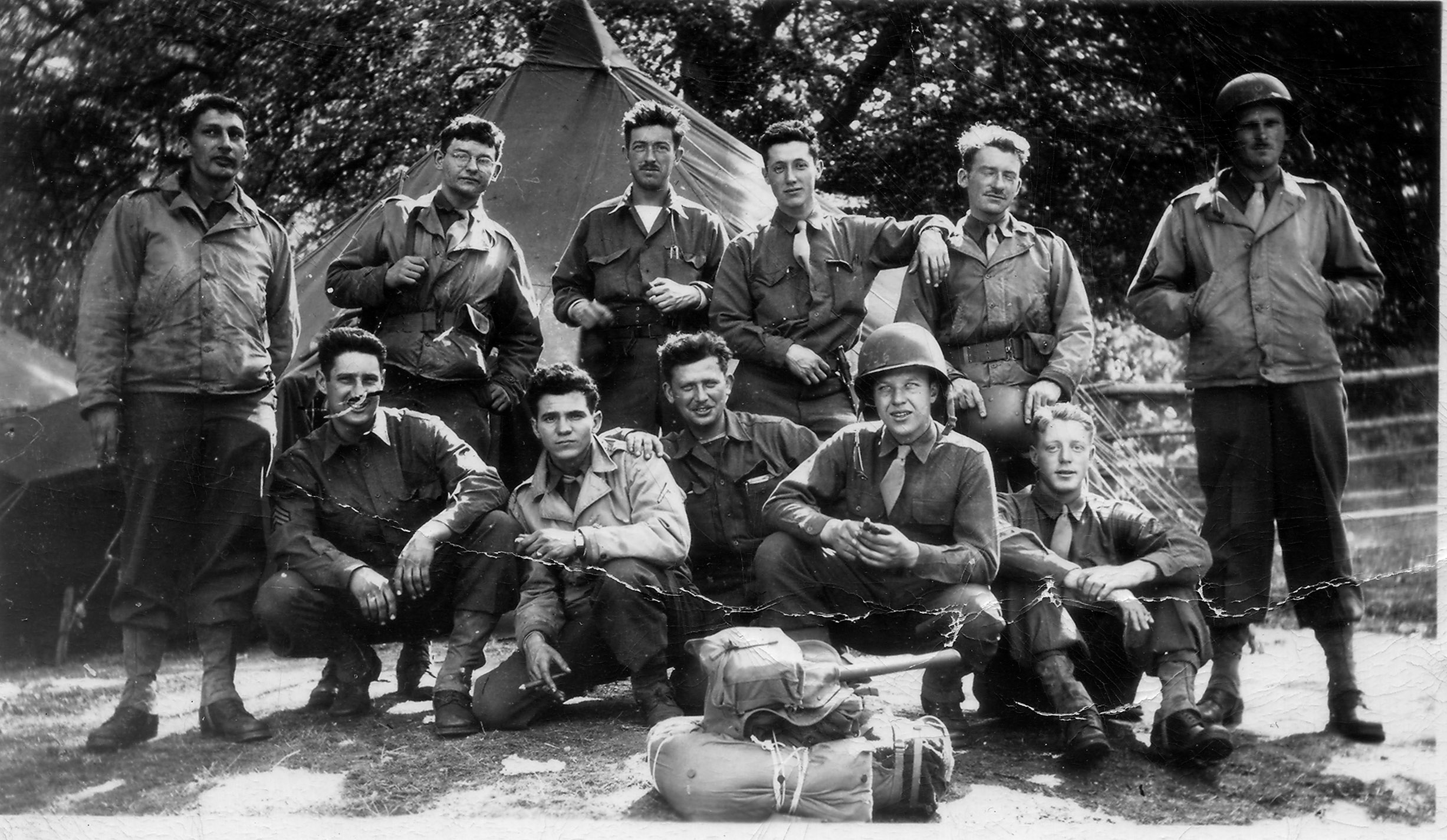 Ghost Army of WWII troops