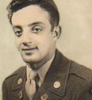 Easy Company member George Luz