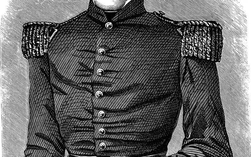 Second Lieutenant Ulysses S. Grant 1843