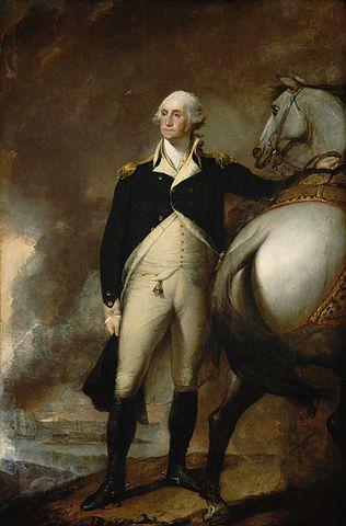 George Washington at Dorchester Heights