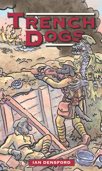 Trench Dogs book cover