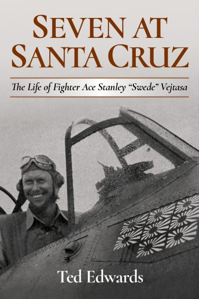 Seven at Santa Cruz book