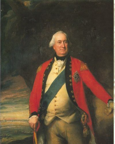 Lord Charles Cornwallis commanded British forces at Yorktown.
