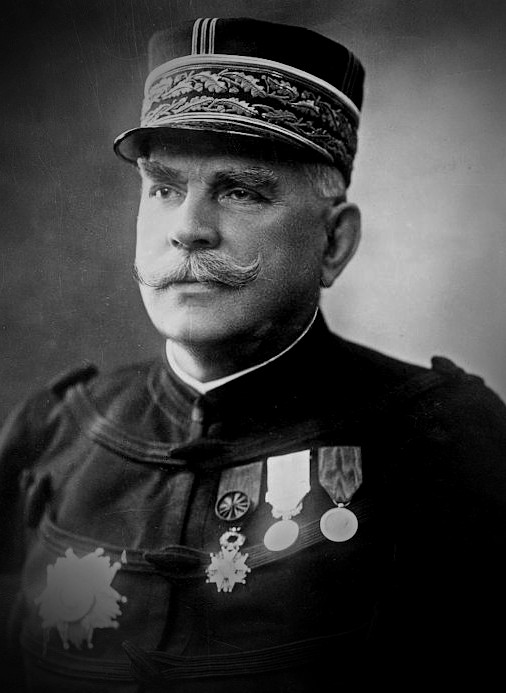 Marshal Joseph Joffre, French Commander-in-Chief