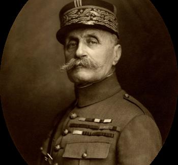 Marshal Ferdinand Foch, Supreme Allied Commander