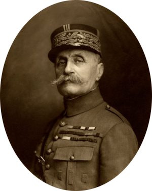 Marshal Ferdinand Foch, Supreme Allied Commander