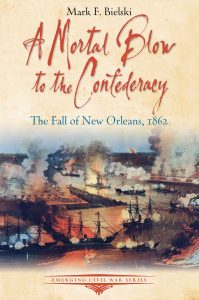 A Mortal Blow to the Confederacy book cover