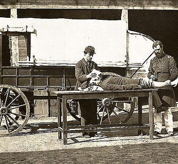 Civil War medicine surgery