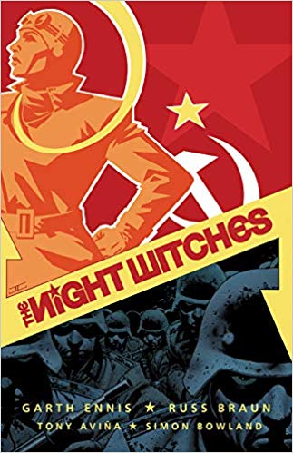 The Night Witches book cover