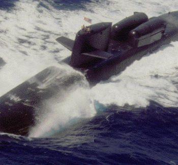 USS Kamehameha nuclear submarine