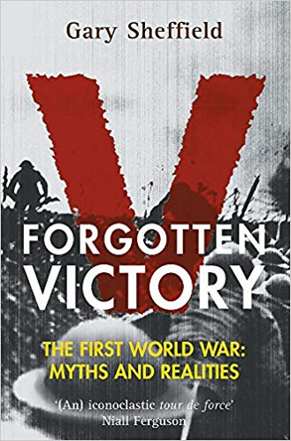 Forgotten Victory book cover