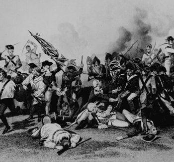 Battle of Camden Revolutionary War