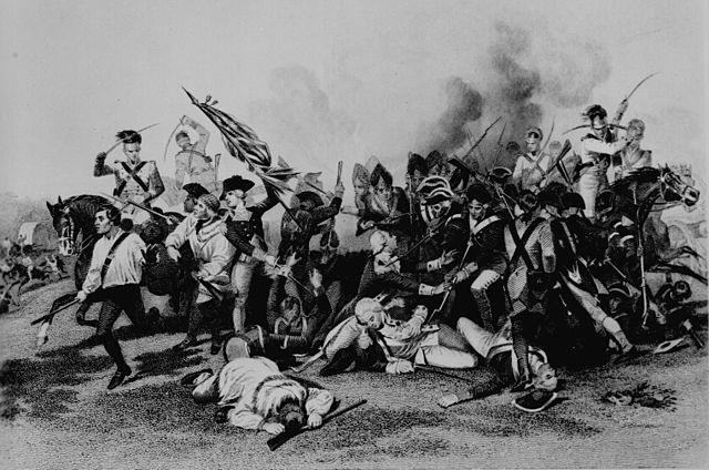 Battle of Camden Revolutionary War