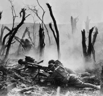 American soldiers WWI